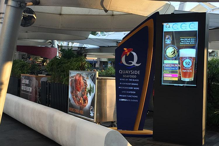 Outdoor Digital Display Singapore