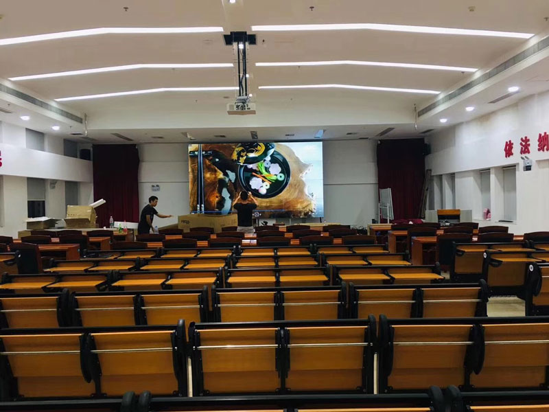 0.88mm lcd video wall for presentation