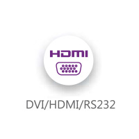 DVI HDMI RS232