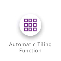 automatic tiling function