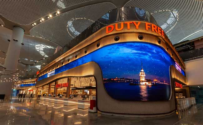 Full Color advertising LED display solutions