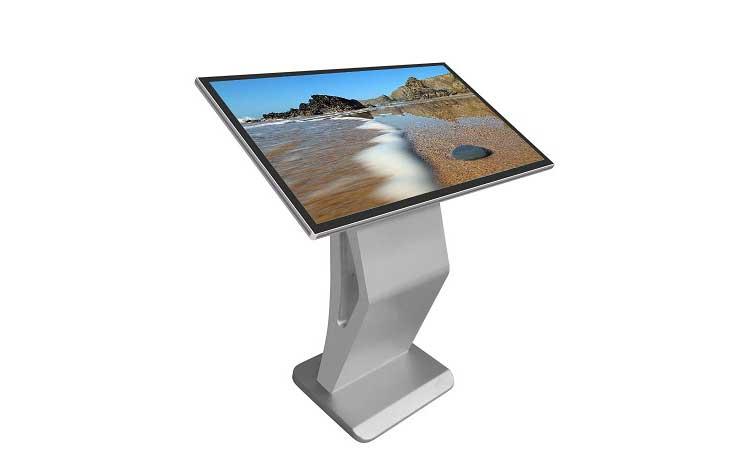 touch screen interactive kiosks