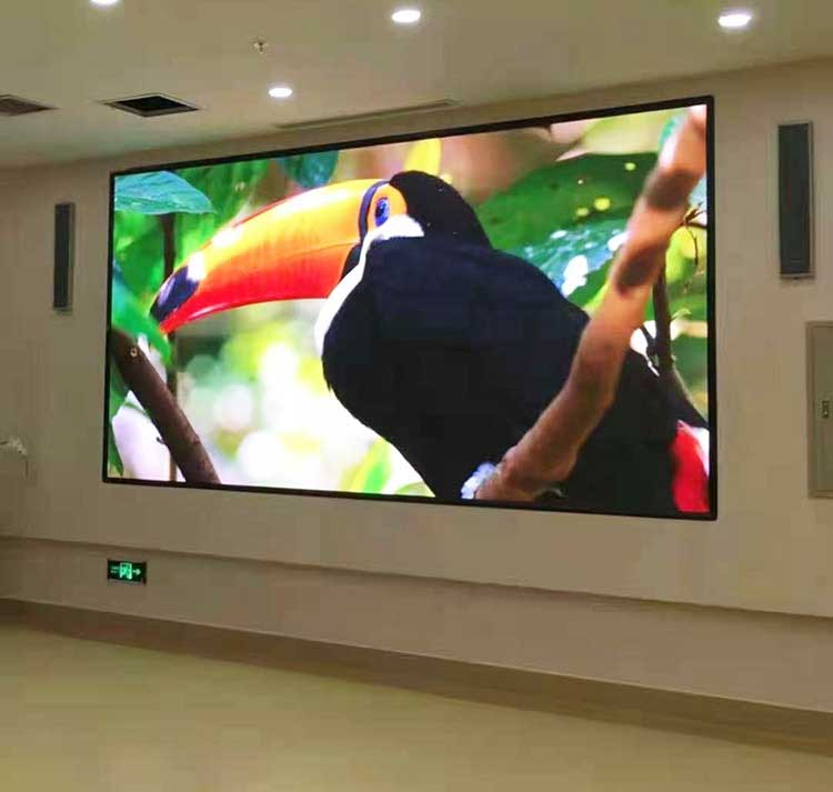 led video wall small pitch indoor