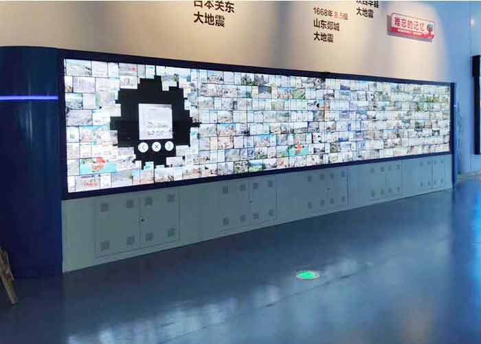 Exhibition Lcd Video Wall
