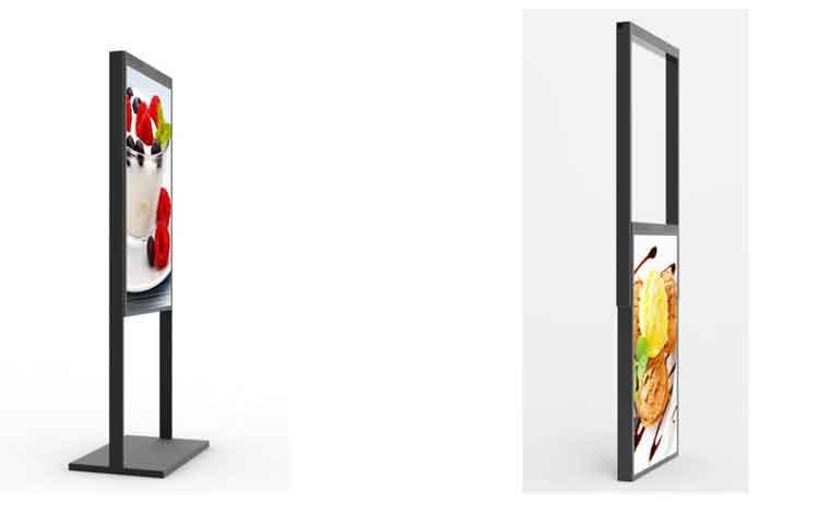 Digital Window Displays Help Increase More Sales
