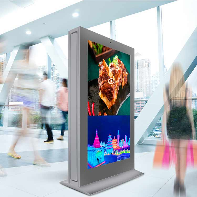 Outdoor advertising display screens can provide exposure to promote sales