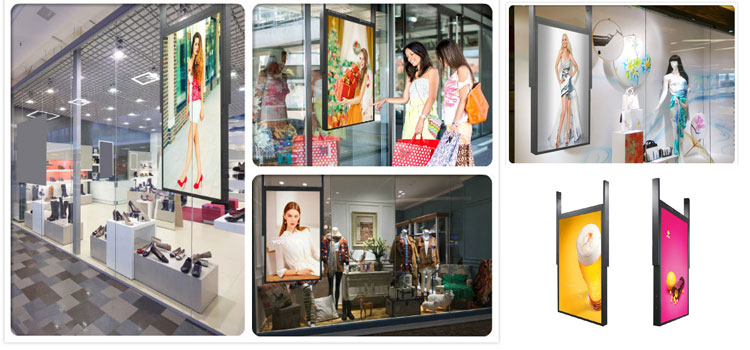 Why High Brightness Digital Window Displays Are Important To Retail Stores