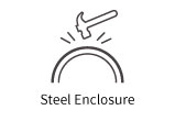Steel Enclosure