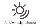 Ambiwnt Light Sensor