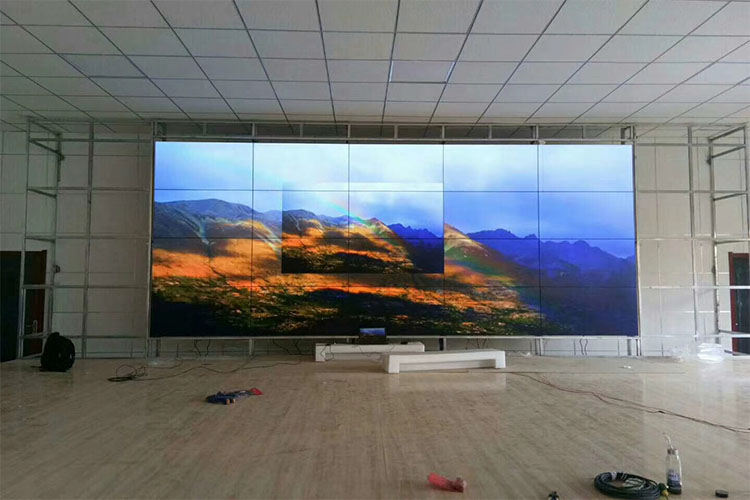10 steps to ensure the success of your LCD video wall installation