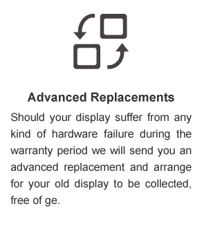 Advanced Replacements