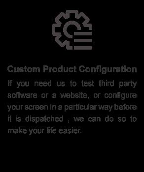 Custom Product Configuration