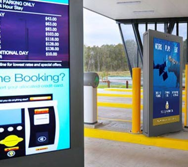 outdoor advertising display solutions