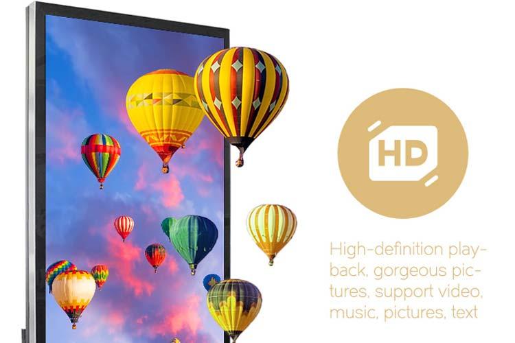 FULL HD display screen