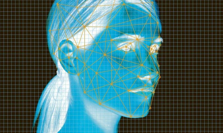 Face Recognition scanner kiosk role in security aspects