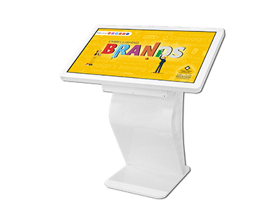 43 inch 4K Floor Standing Interactive Touch Screen Kiosk