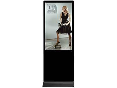 43inch Super Narrow LCD Advertising Display
