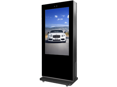 65 inch Outdoor Floor Standing Digital Singage