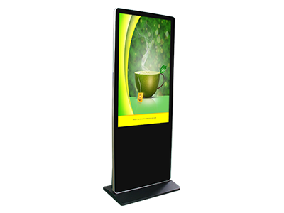 wa9 floor standing digital signage