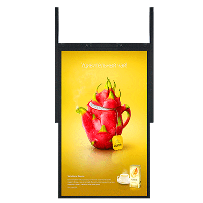 double sided windows digital signage,high brightness display,advertising display,lcd screen