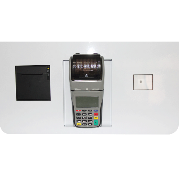 27 Inch Smart Touchpay Self-service Payment Kiosk YXD27P--WZDT