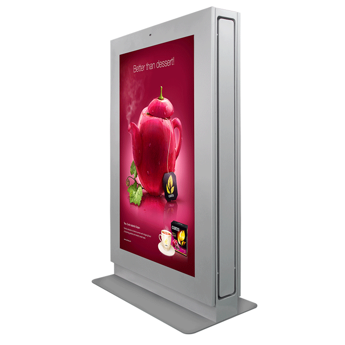 DOOH/LCD digital advertising display