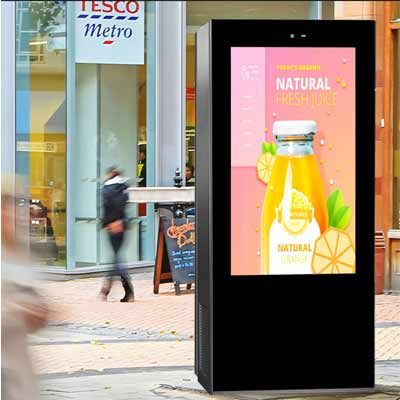 Outdoor Digital Signage Showcase