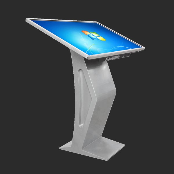 32 Inch 4k Floor Standing Indoor Smart Touch screen Kiosk
